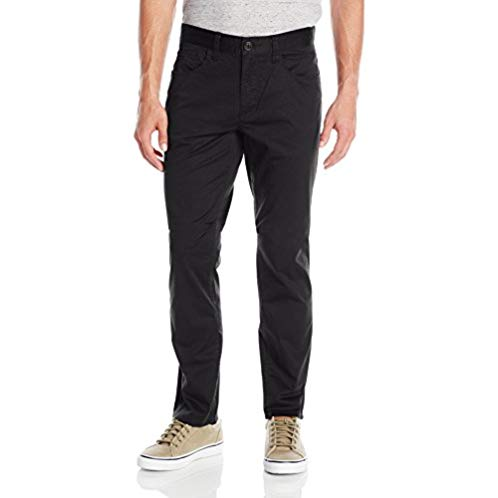 Perry Ellis Men's Slim-Fit Five-Pocket Pant
