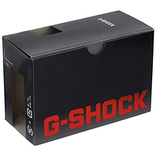 Casio 卡西欧 GWM500A-1 G-Stock系列入门级电波表(6局电波、光动能、200m 防水)