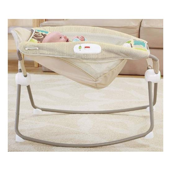 Fisher-Price 费雪 Newborn Rock 'N Play 儿童摇椅