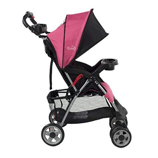 Kolcraft Cloud Plus 轻质折叠婴儿推车
