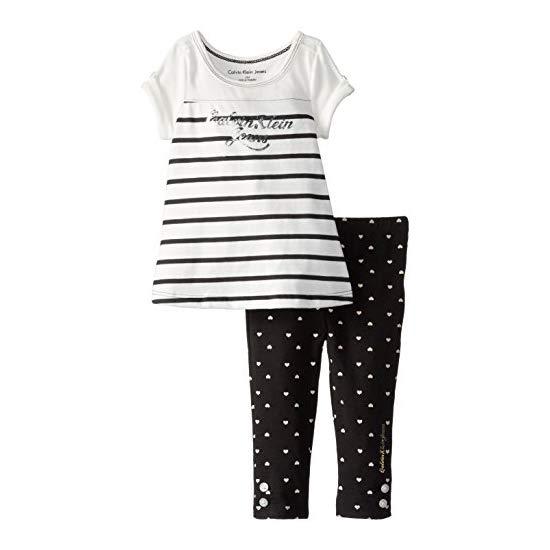 Calvin Klein 卡尔文克莱 女宝宝休闲套装