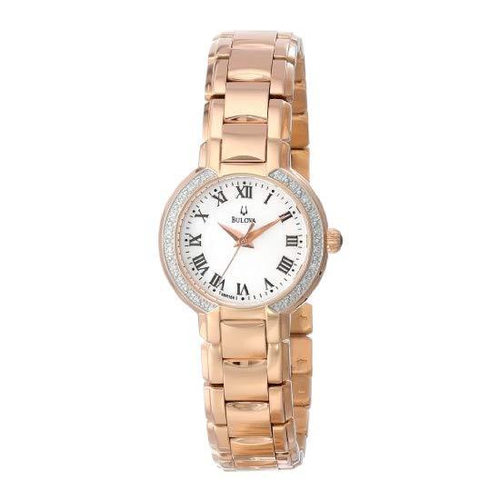 Bulova 宝路华 98R156 Classic 女士时装腕表