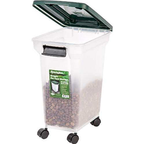 Remington Airtight Pet Food Storage