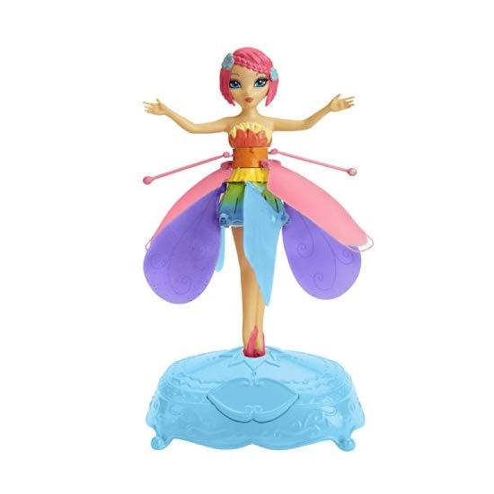Flutterbye Flying Fairies 旋转飞天仙女