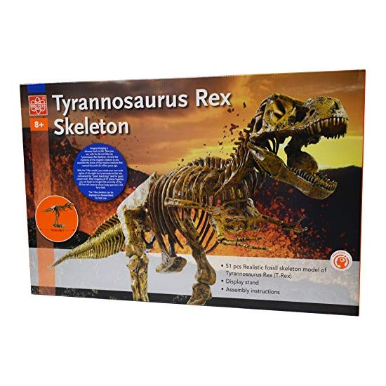 Elenco Science Tech T-Rex Skeleton 36