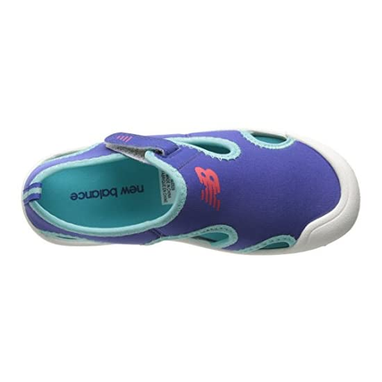 New Balance Cruiser Closed Toe Sandal (Toddler/Little Kid)