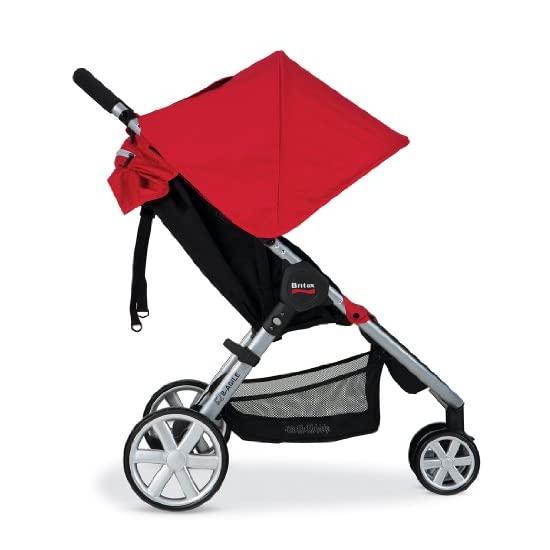 Britax 百代适 2014 B-Agile Stroller 2014款 婴儿轻量推车