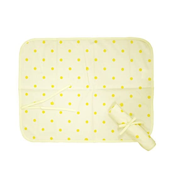 换尿布垫 防水 綿100% 45×58cm (2枚組) 3色选