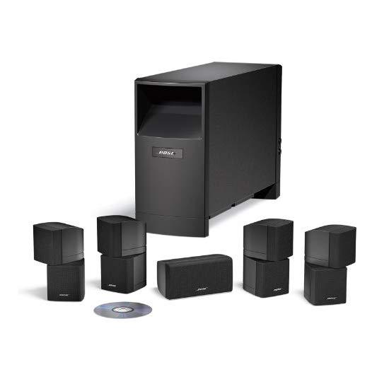 BOSE 博士 Acoustimass 10 Series IV 5.1家庭扬声器系统
