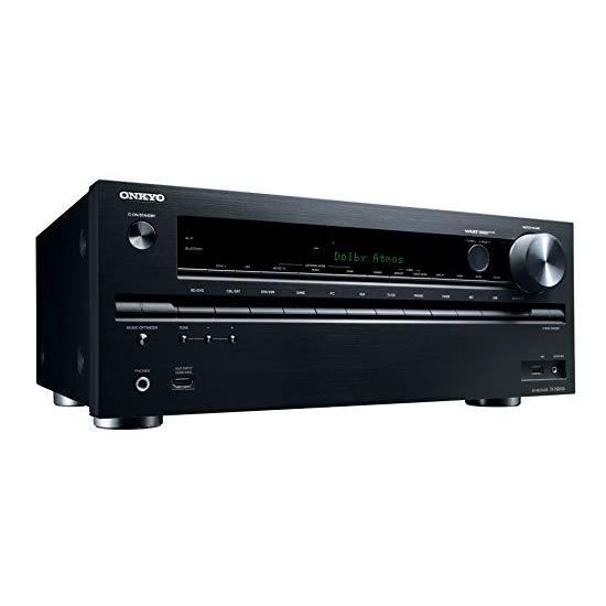 Onkyo 安桥 TX-NR636 7.2 声道网络影音接收机