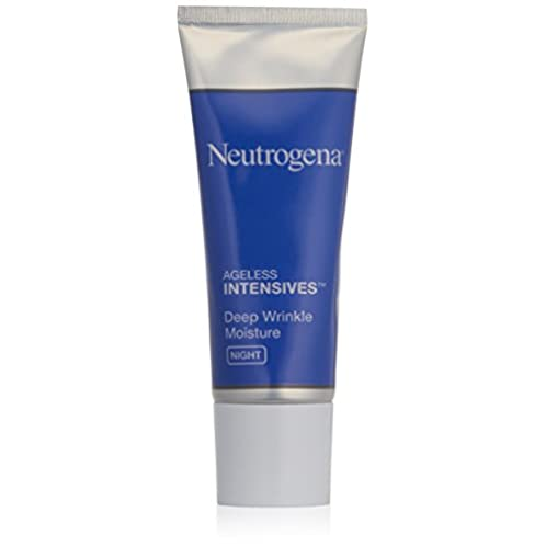 Neutrogena 露得清 Ageless Intensives Deep Wrinkle Moisture 深层抗皱夜霜