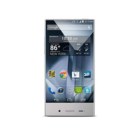 Sharp 夏普 Aquos Crystal 无边框智能4G LTE手机 (Boost无合约机)