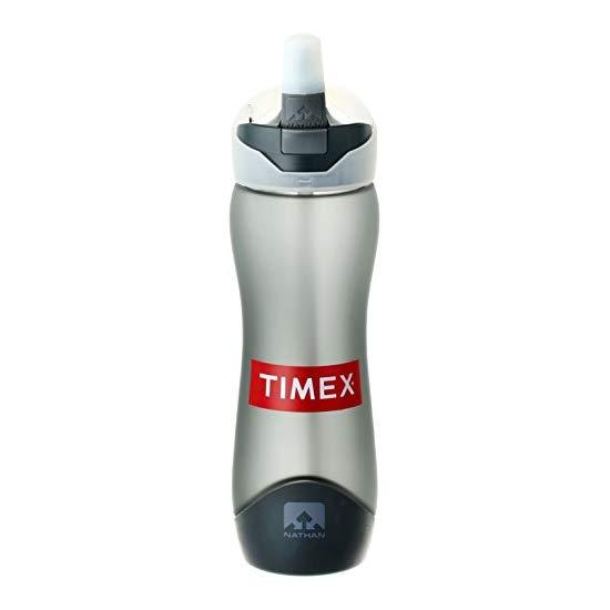 Timex TWX288800 600 Streamline Frosted Grey Water Bottle