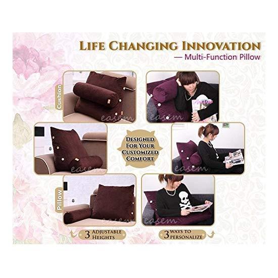 Easem 三角造型 沙发靠垫抱枕