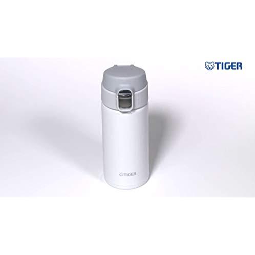 虎牌 タイガー 水筒 480ml 直飲み ステンレス ミニ ボトル サハラ マグ 軽量 夢重力 スノーホワイト MMJ-A048-WW Tiger