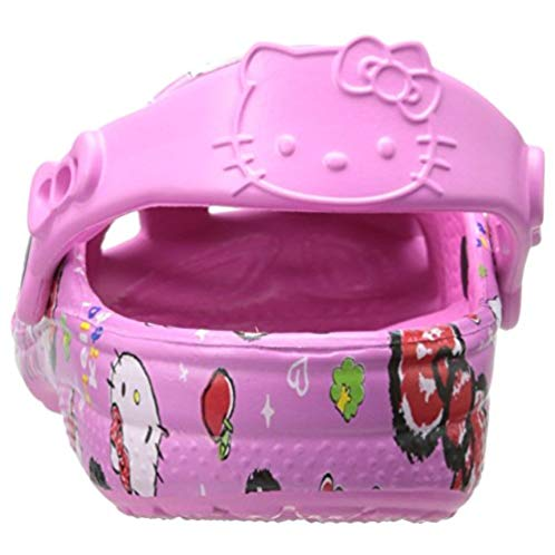 crocs Girls' Hello Kitty Good Times Clog