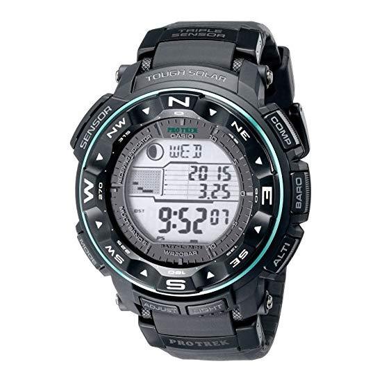 Casio 卡西欧 ProTrek PRW2500-1B 男款登山表