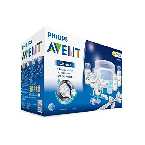 Philips AVENT 新安怡 Classic Plus Essentials 奶瓶套装