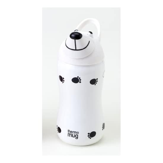 サーモマグ アニマルボトル ホワイト(ポーラーベア) 5155AM