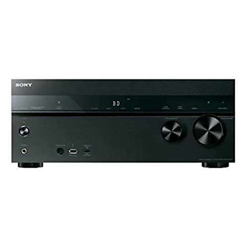 Sony 索尼 STR-DN1050 7.2 声道 Hi-Res 4K AV 功放机 (支持Wifi和蓝牙)