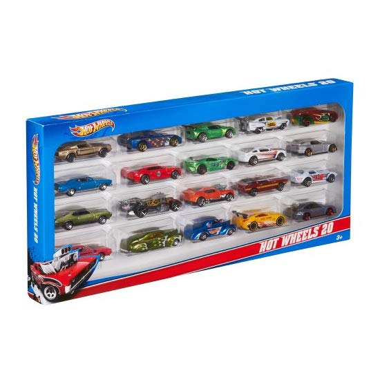 Hot Wheels 20 Car Gift Pack 风火轮赛车