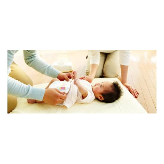 Pigeon/贝亲 婴儿尿布内衬垫隔尿垫巾 220枚