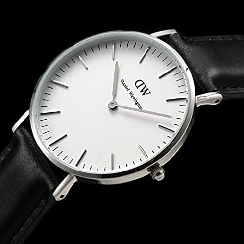Daniel Wellington Women's 0608DW Analog Display Japanese Quartz Black Watch