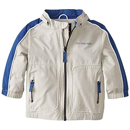 Calvin Klein Baby Boys' Max Capacity Water Resistant Shell Jacket