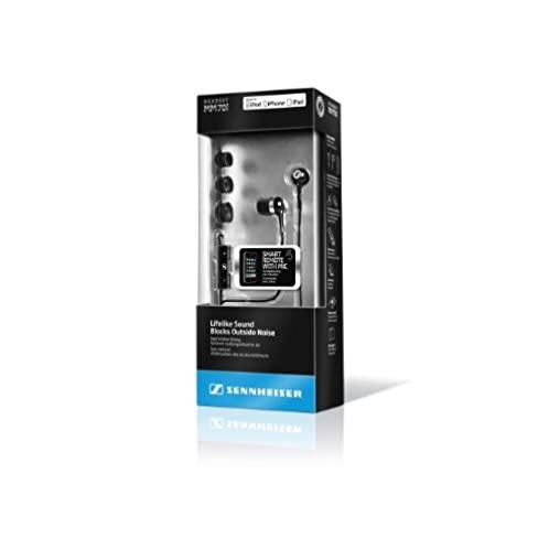 Sennheiser MM 70i In-Ear Headset (Black)