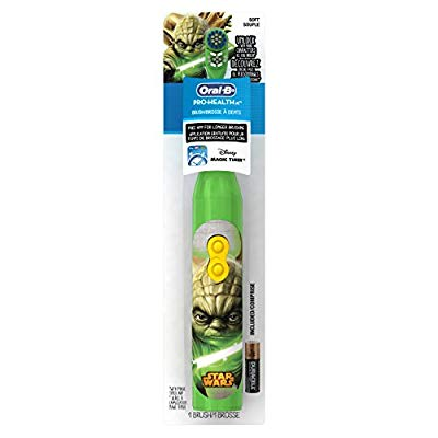Oral-B Pro-Health Disney Star Wars Battery Toothbrush for Kids