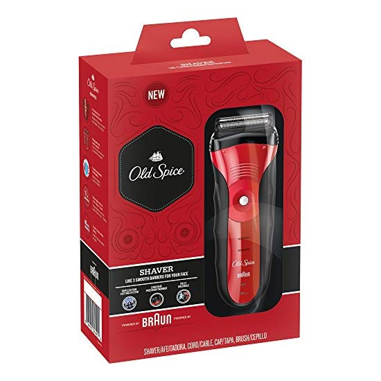 Old Spice Men's Shaver