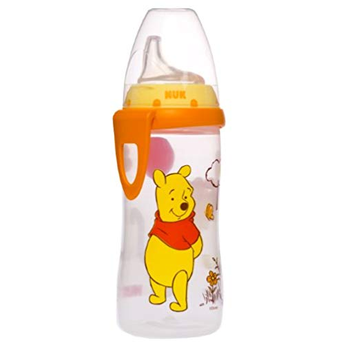 Disney NUK Winnie the Pooh 迪斯尼维尼熊 婴儿硅胶鸭嘴杯