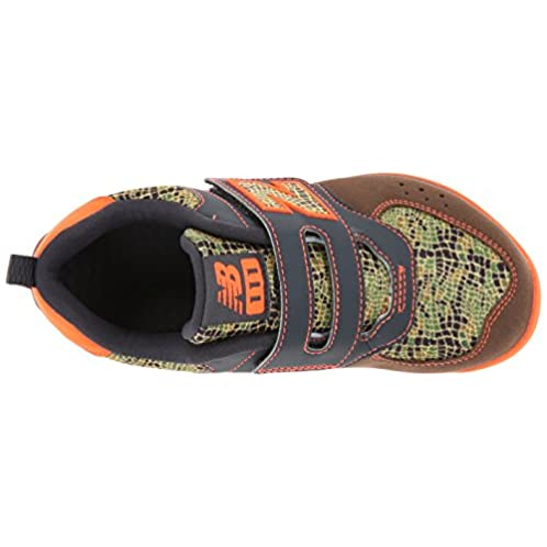 New Balance Boys KV111 Hook-and-Loop Running Shoe (Little Kid/Toddler)