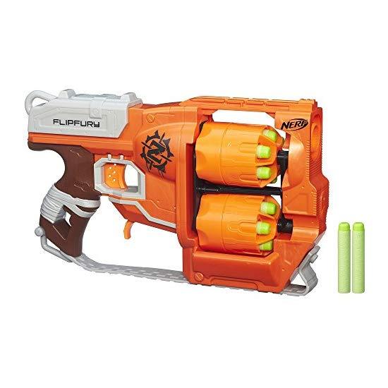 Hasbro 孩之宝 Nerf Zombie Strike 僵尸来袭系列 玩具枪