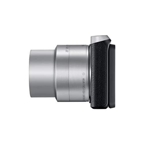 妹纸杀手!Samsung 三星 NX Mini 自拍微单相机/镜头套装