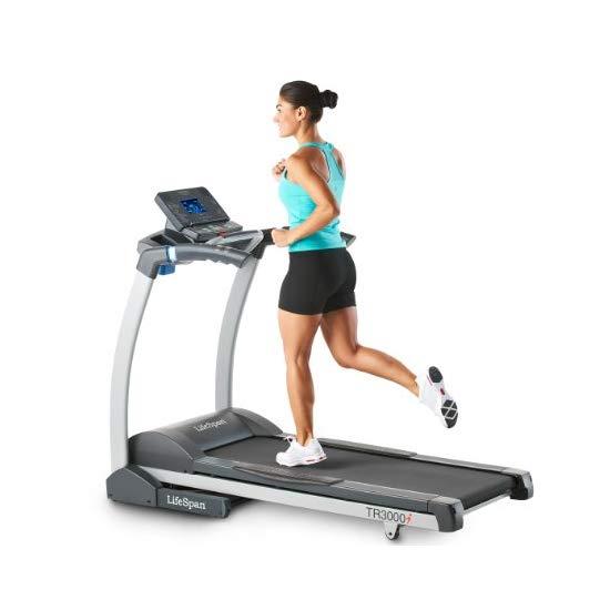 LifeSpan 莱仕邦  Fitness TR3000i 折叠式跑步机