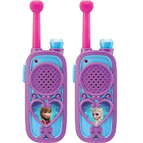 Disney Frozen 冰雪奇缘主题儿童对讲机