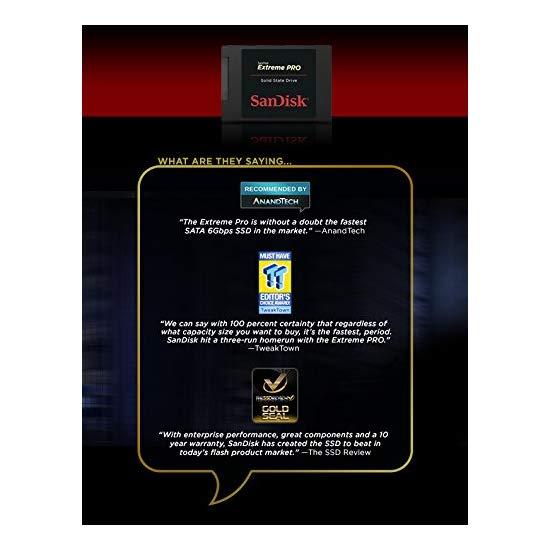 SanDisk 闪迪 固态硬盘