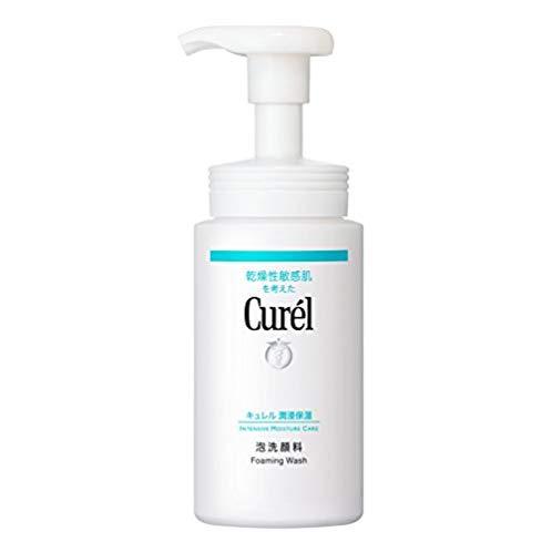 Curel 珂润 干燥敏感肌专用保湿洁颜泡沫 150ml
