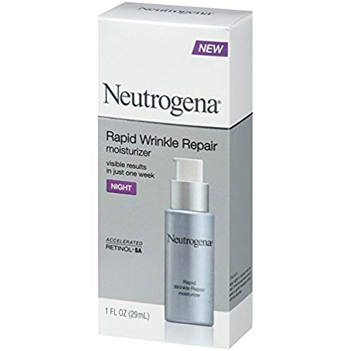 Neutrogena Rapid Wrinkle Repair Night, 1 Ounce