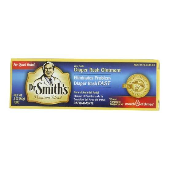 Dr. Smith's  婴儿尿布疹软膏