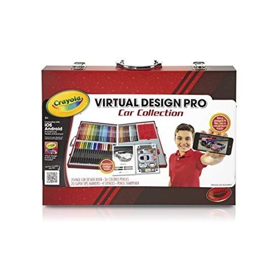 Crayola 绘儿乐虚拟绘画套装