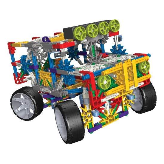 K'Nex Classics 4 Wheel Drive Truck 科乐思经典卡车拼插玩具