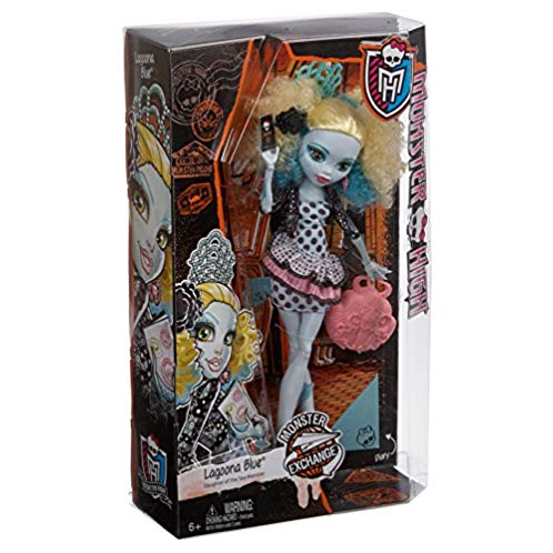 Monster High 怪物高中 Lagoona 拉贡娜人偶