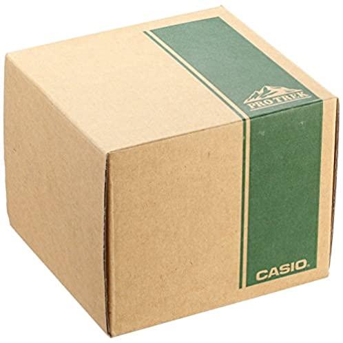 Casio 卡西欧 PRG550-1A1CR 三重感应器太阳能登山表