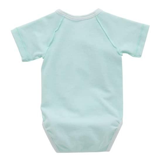 婴儿宝宝半袖连体衣哈衣
