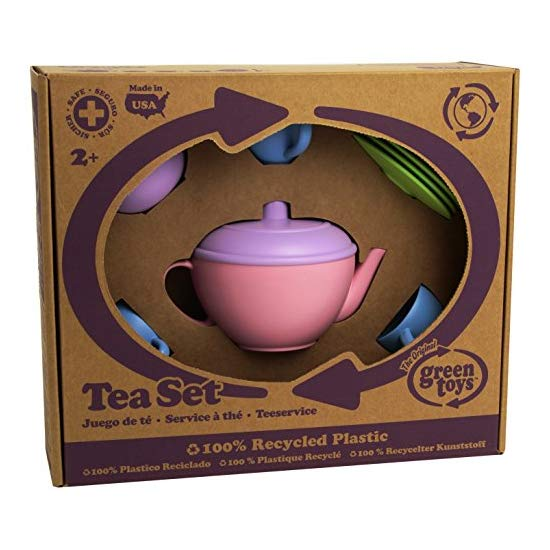 Green Toys 茶具套装