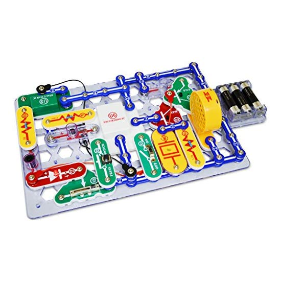 Elenco 200 Sound Plus电路制作科学玩具