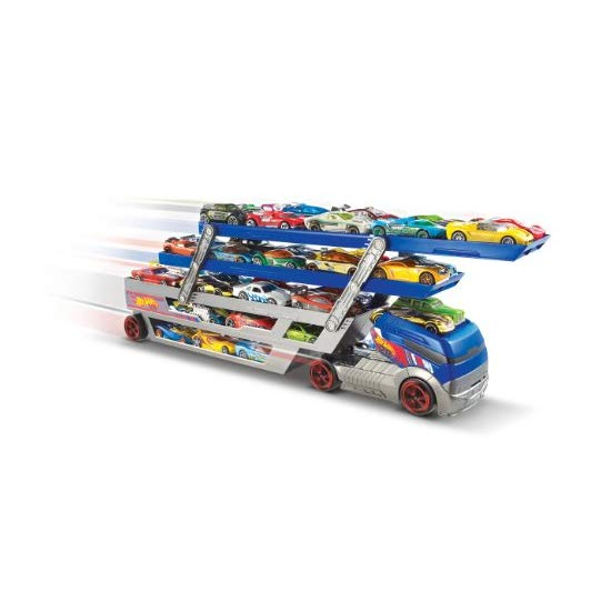 Hot Wheels Turbo Hauler 风火轮运输车