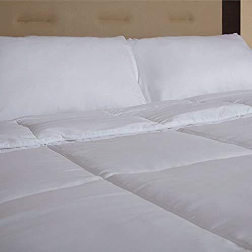 White Down Alternative Comforter 仿羽绒空调被